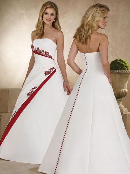 Свадебные платья 2012 - 31