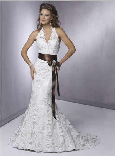 Свадебные платья 2012 - 37