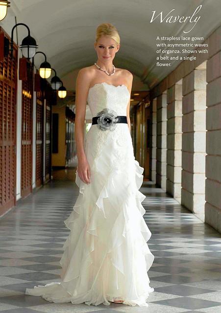 Свадебные платья 2012 - 39