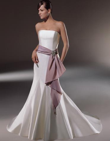 Свадебные платья 2012 - 41