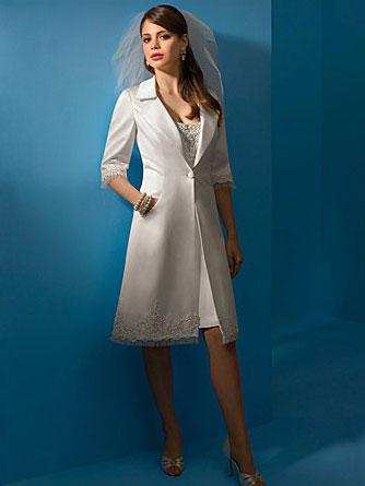 Свадебные платья 2012 - 1
