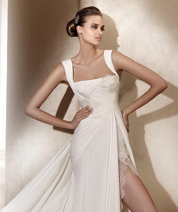 Свадебные платья 2012 - 7