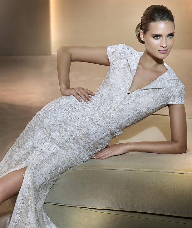 Свадебные платья 2012 - 12