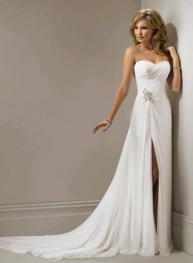 Свадебные платья 2012 - 8