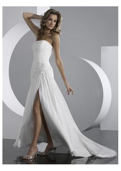 Свадебные платья 2012 - 9