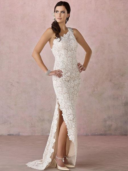 Свадебные платья 2012 - 10