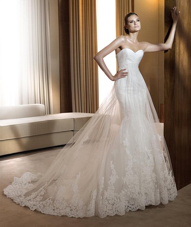 Свадебные платья 2012 - 55