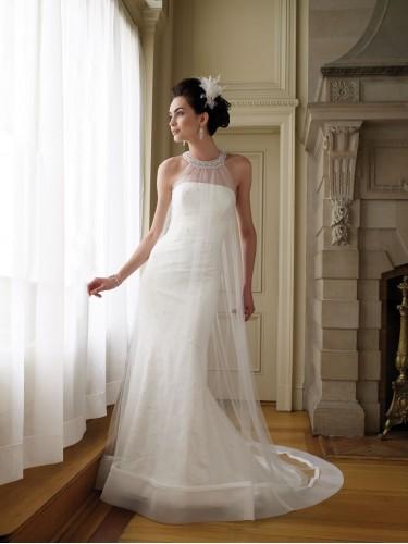 Свадебные платья 2012 - 56