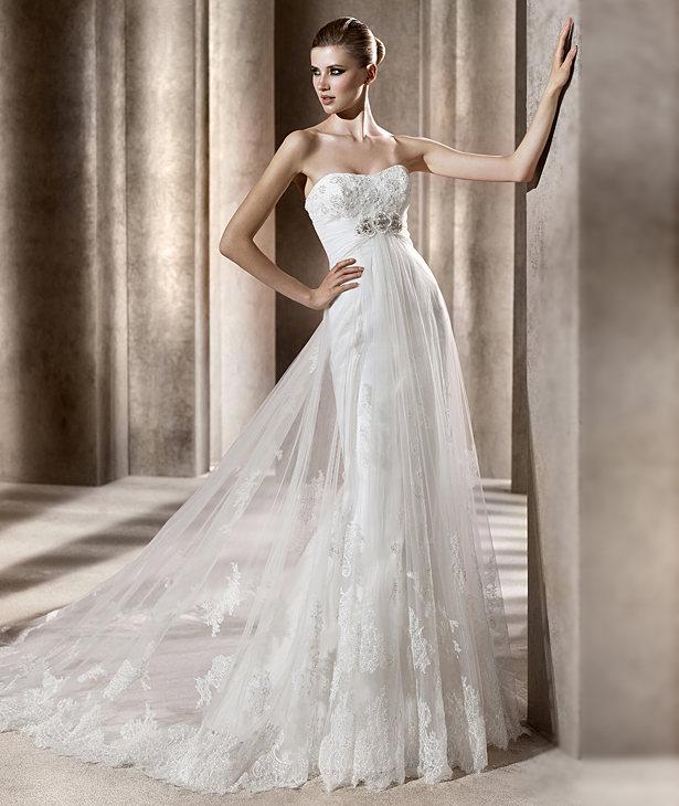 Свадебные платья 2012 - 58