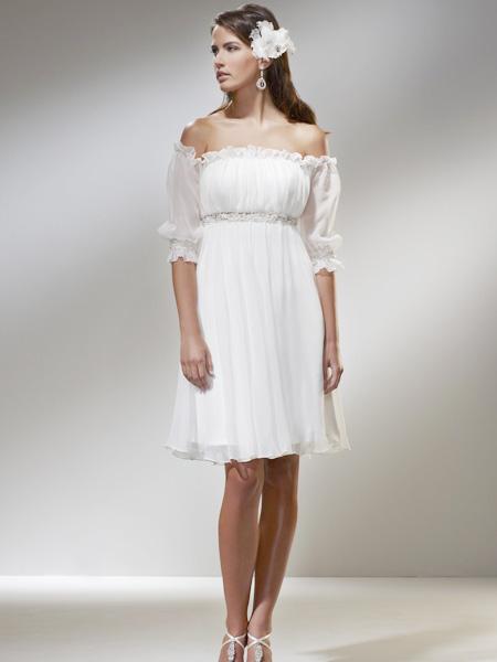 Свадебные платья 2012 - 2