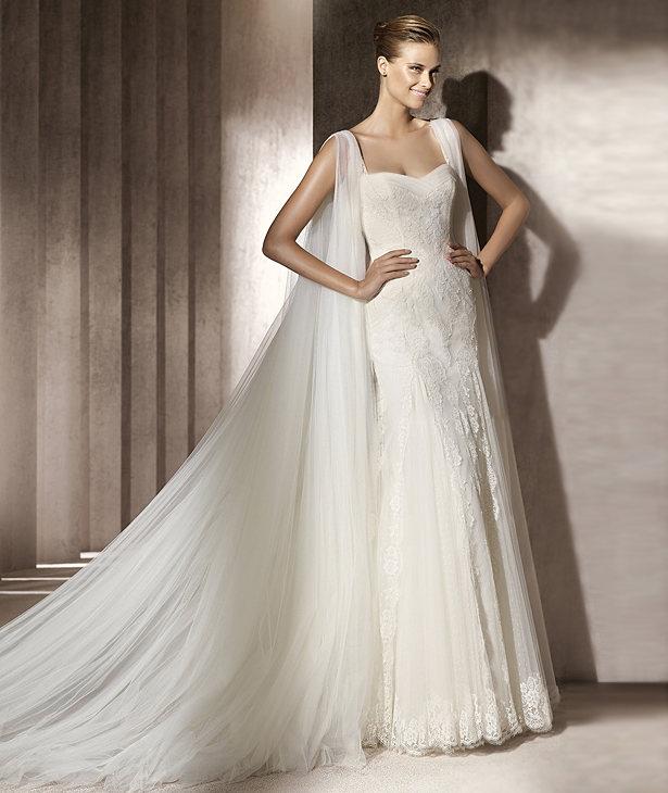 Свадебные платья 2012 - 60