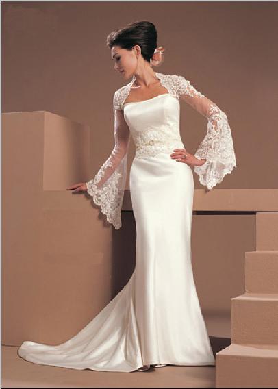 Свадебные платья 2012 - 62