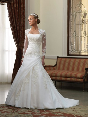 Свадебные платья 2012 - 63