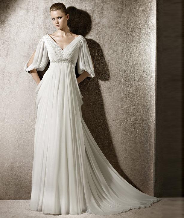 Свадебные платья 2012 - 66