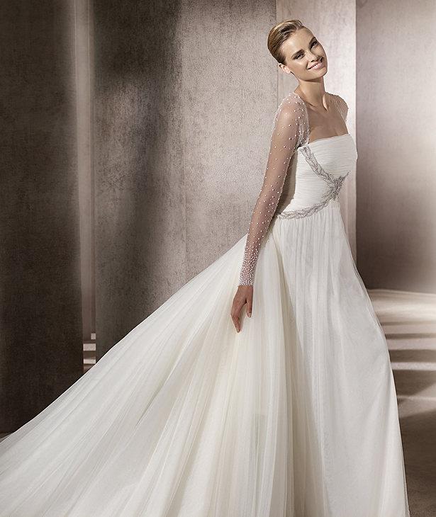 Свадебные платья 2012 - 68