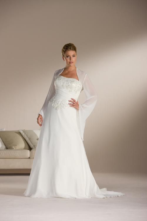 Свадебные платья 2012 - 69