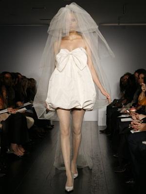 Свадебные платья 2012 - 3