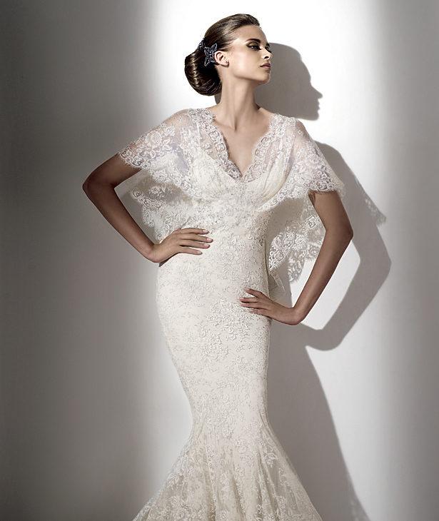 Свадебные платья 2012 - 61