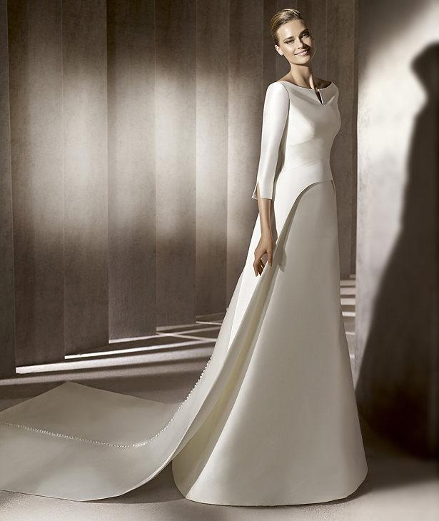 Свадебные платья 2012 - 49