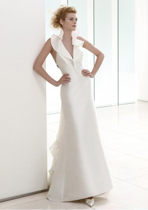 Свадебные платья 2012 - 51