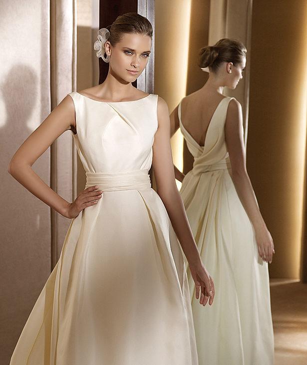 Свадебные платья 2012 - 52
