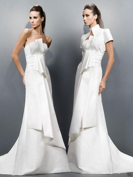 Свадебные платья 2012 - 53