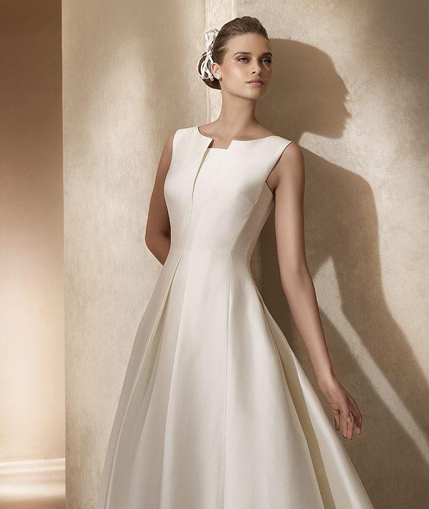 Свадебные платья 2012 - 54