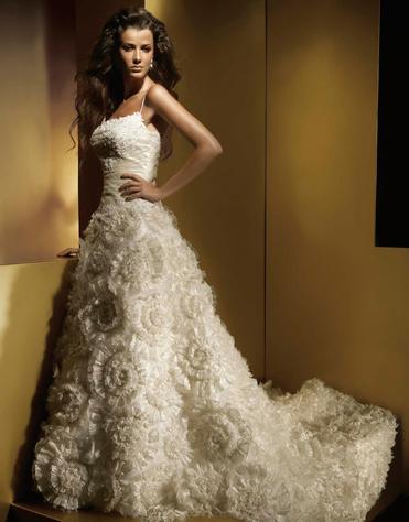 Свадебные платья 2012 - 43