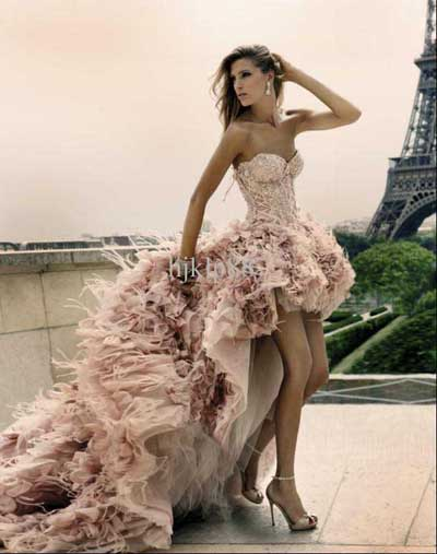 Свадебные платья 2012 - 44