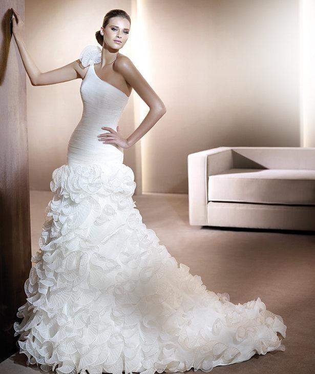 Свадебные платья 2012 - 48