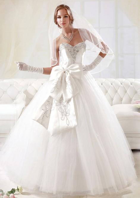 Свадебные платья 2012 - 70