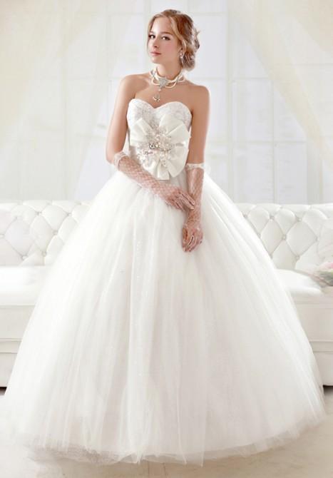 Свадебные платья 2012 - 71