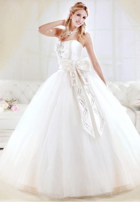 Свадебные платья 2012 - 72
