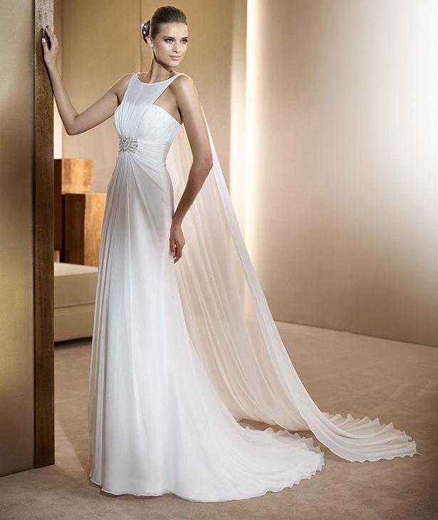 Свадебные платья 2012 - 73