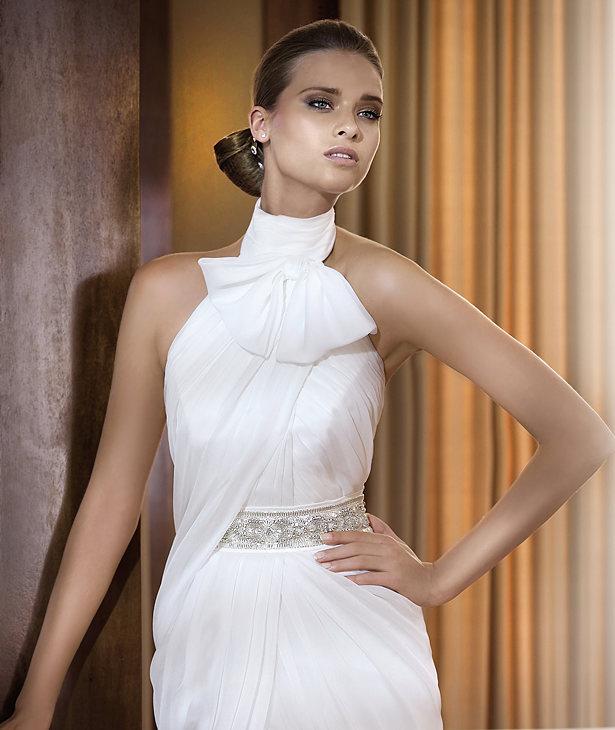 Свадебные платья 2012 - 74