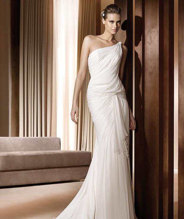 Свадебные платья 2012 - 78