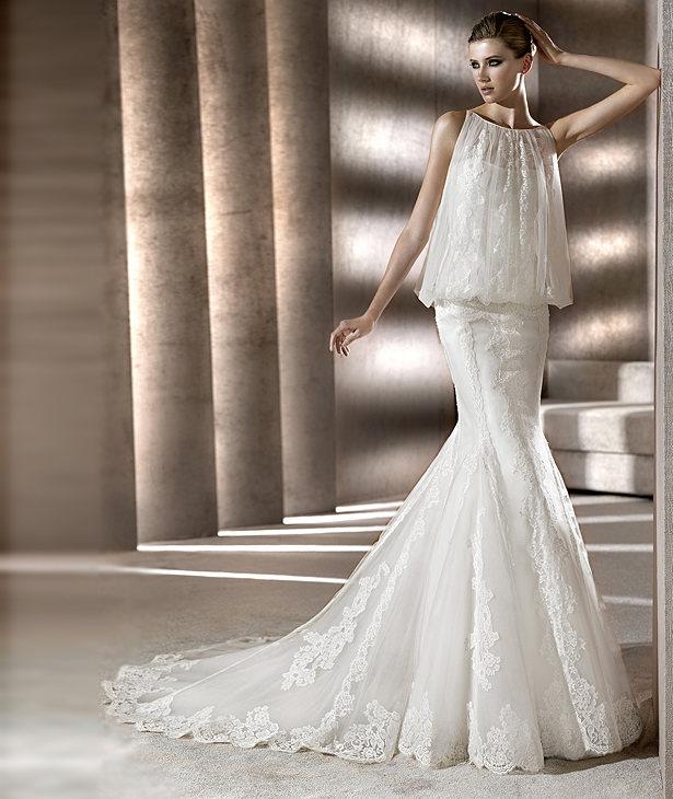 Свадебные платья 2012 - 79
