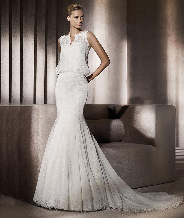 Свадебные платья 2012 - 80
