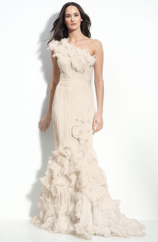 Свадебные платья 2012 - 82