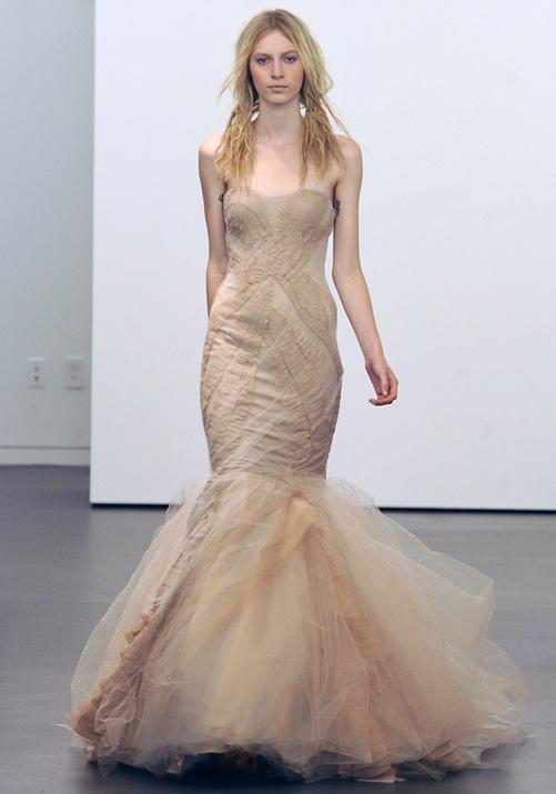 Свадебные платья 2012 - 83