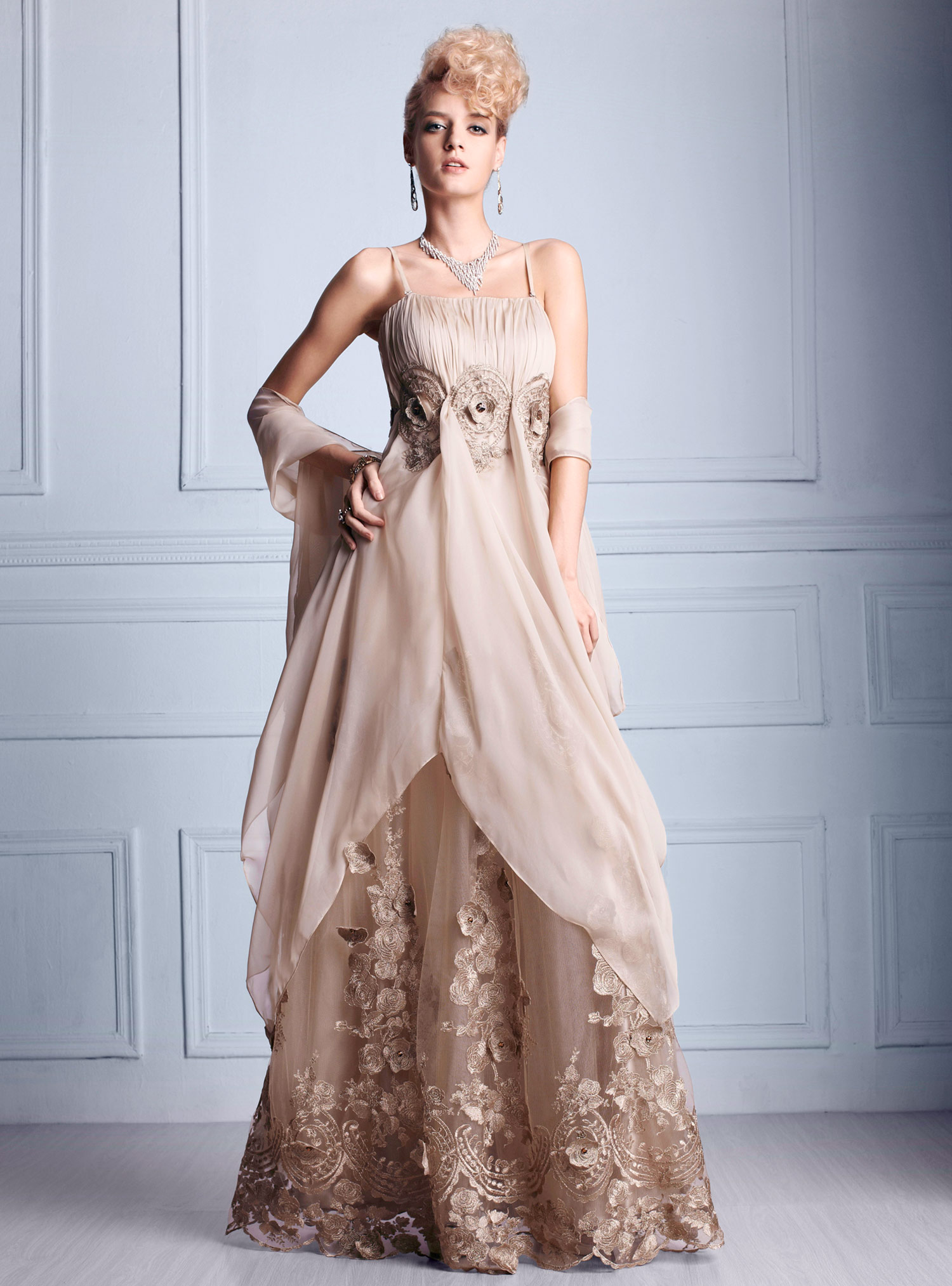 Свадебные платья 2012 - 84