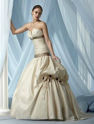 Свадебные платья 2012 - 85