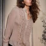 Алисса Миллер в нижнем белье Intimissimi (зима 2012, фото 4)