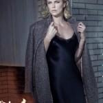 Шарлиз Терон на обложке Elle France январь 2012 (фото 10)