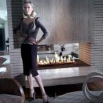 Шарлиз Терон на обложке Elle France январь 2012 (фото 7)