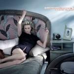 Шарлиз Терон на обложке Elle France январь 2012 (фото 9)