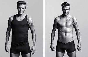 Дэвид Бекхэм в нижнем белье от H&M 2012 (фото 2)