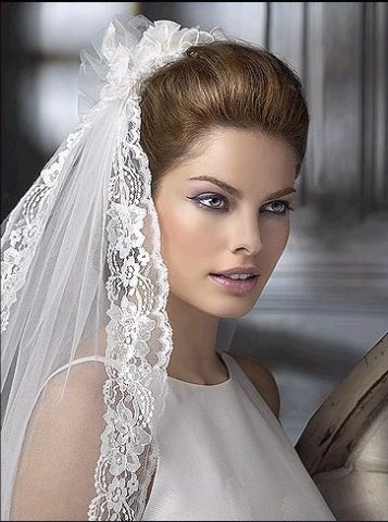 Фата для невесты 2