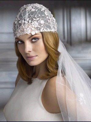 Фата для невесты 9