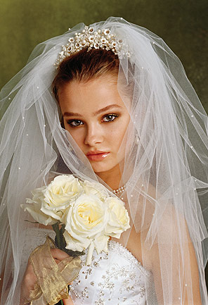 Фата для невесты 10